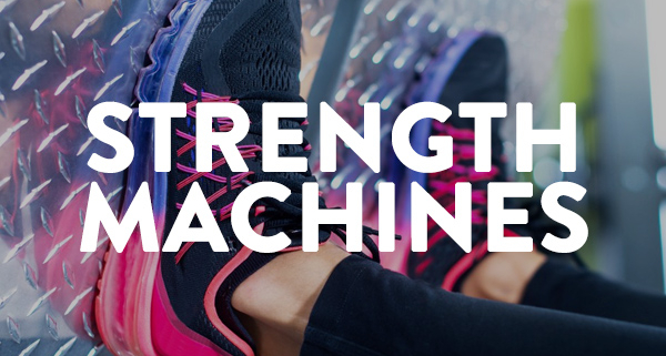Strength Machines Category