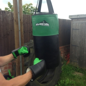 FITNESS TREE PUNCH BAG GLOVES